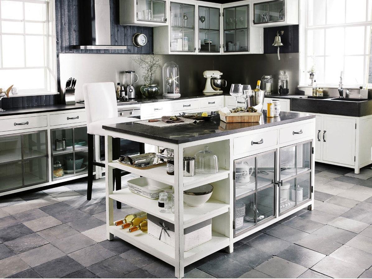 Meuble Sous Lavabo Maison Du Monde cuisine – meubles éléments indépendants en bois et plans de