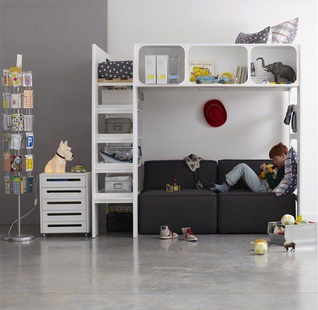 Quel lit mezzanine - lit hauteur enfant choisir ?