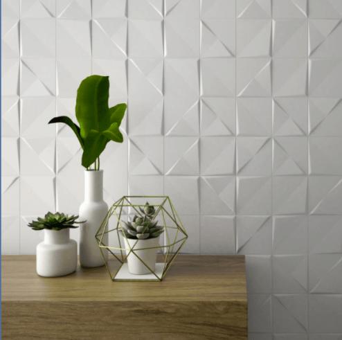 tile-carrelage-mural-geometrique-relief-blanc-Alea