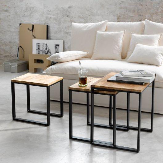 jolie-table-basse-salon-bois-tendance