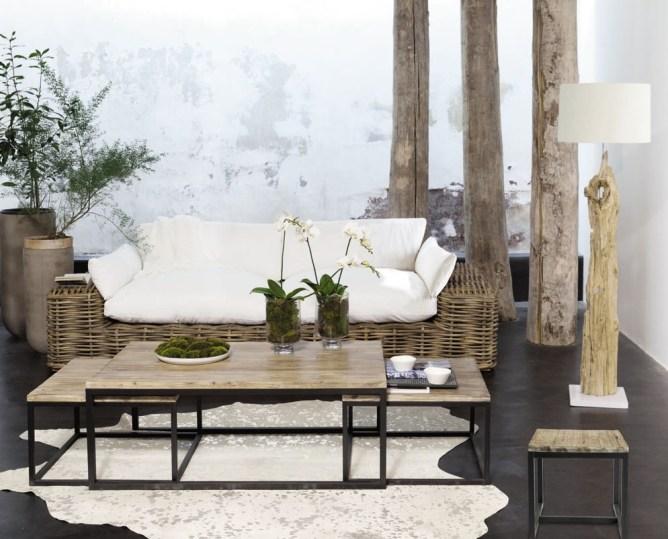 table-basse-bois-et-metal-tendance-maison-du-monde