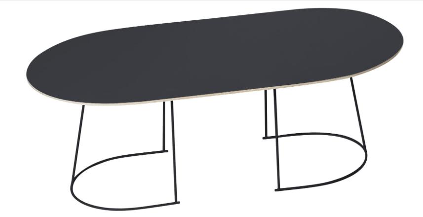 table-basse-scandinave-ovale
