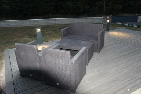 Terrasse Douglas Grise Bombée 11