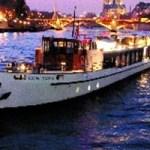 Dîner-croisière grand luxe à Paris