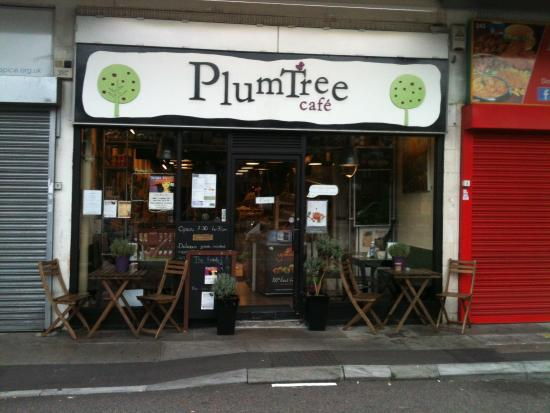 Plumtree Cafe Greenwich