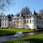 Test d'hôtel : Château Saint Just dans l'Oise