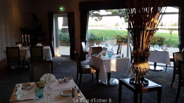 Restaurant - Château Saint Just