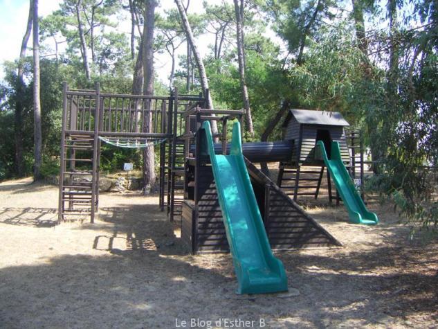 Aire de Jeux Village-vacances Oléron