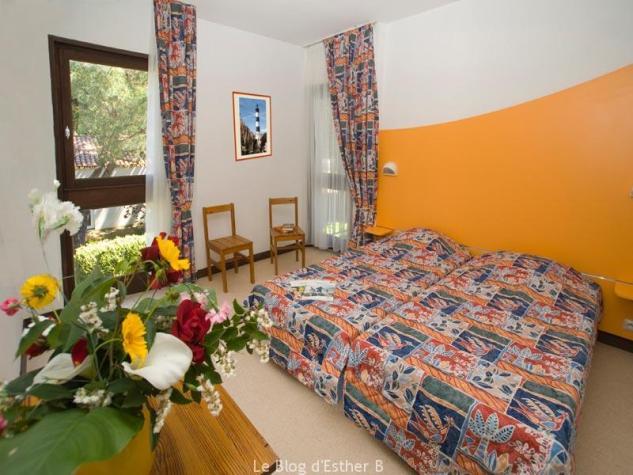 Village-vacances Oléron - chambre non rénovée
