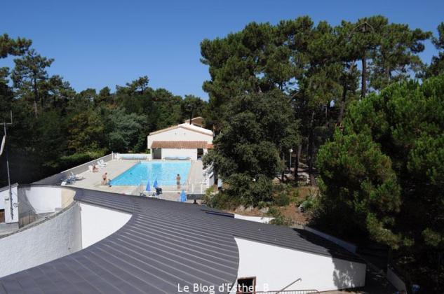 Piscine Village-vacances Cap France Oléron
