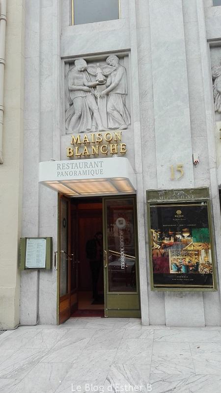 Restaurant Maison Blanche