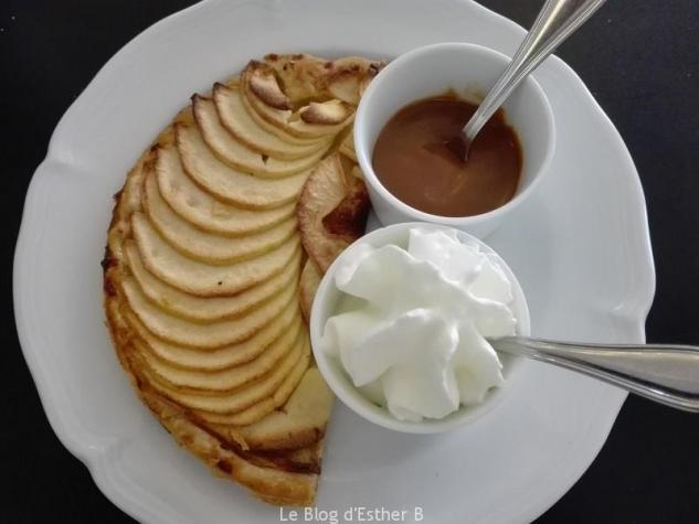 tarte pommes maison marie