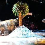 La Marche des Dinosaures à l'AccorHotels Arena