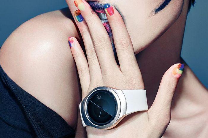 IFA 2015 smartwatch Gear S2