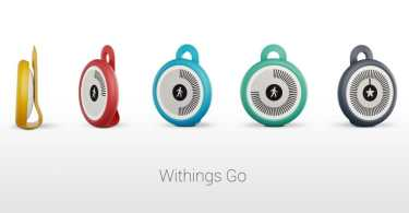 Withings Go tracker activité e-ink
