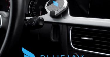 Bluejay support de smartphone connecté pour la voiture