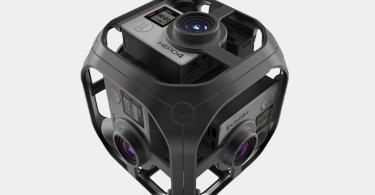 GoPro Omni caméra 360 degrés