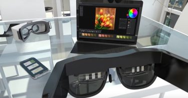 C-Labs Samsung lunettes AR VR Monitorless