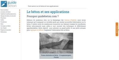 Article1 guide béton Visuel