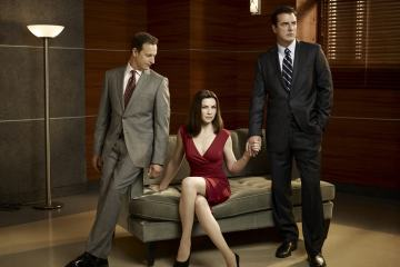 Photo (1) de la série THE GOOD WIFE - Saison 1