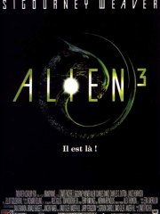 Affiche du film ALIEN 3