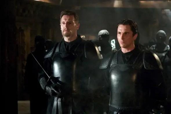 Photo (1) du film BATMAN BEGINS