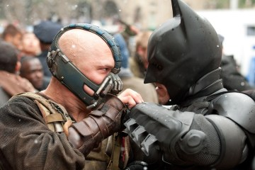 Photo (2) du film THE DARK KNIGHT RISES