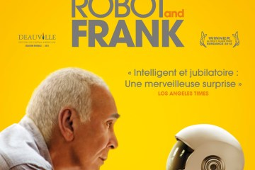 Affiche du film ROBOT AND FRANK