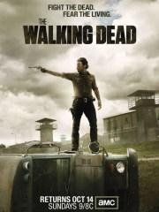 Affiche de la série THE WALKING DEAD - Saison 3
