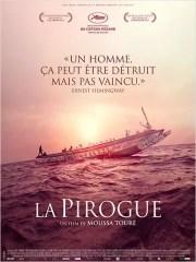 Affiche du film LA PIROGUE