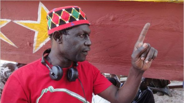 Le réalisateur Moussa Toure - LA PIROGUE