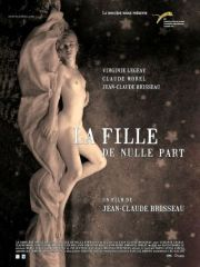 Affiche du film LA FILLE DE NULLE PART