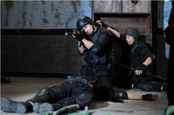 Photo du film THE RAID