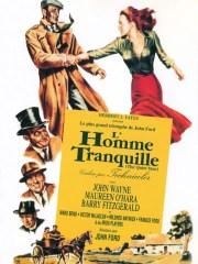 Affiche du film L'HOMME TRANQUILLE