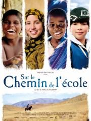 Affiche du film SUR LE CHEMIN DE L'ECOLE