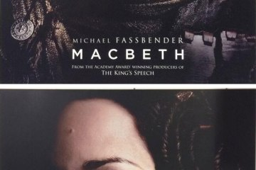 Affiches du film MACBETH © StudioCanal