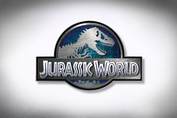 Logo du film JURASSIC WORLD