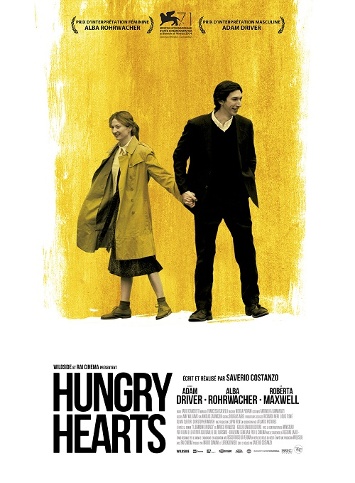 25 février - Hungry Hearts