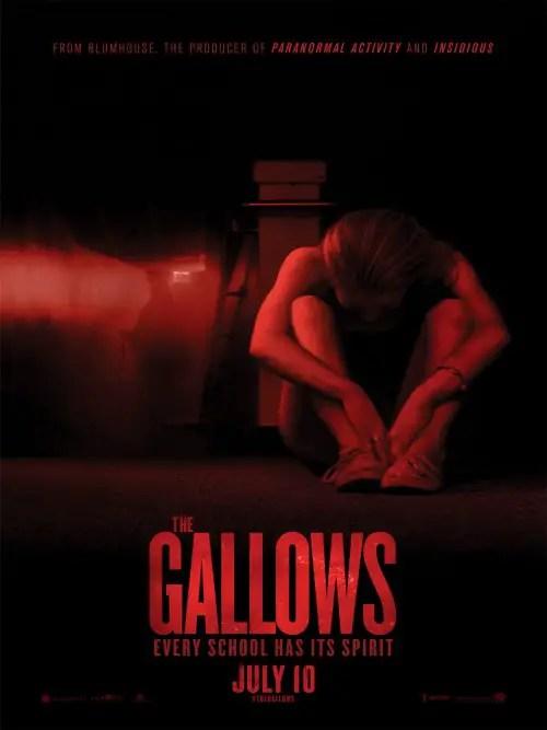 22 juillet 2015 - The Gallows