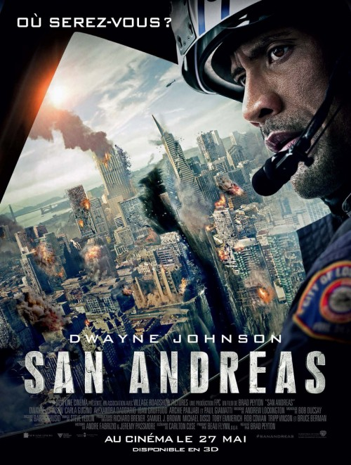 27 mai 2015 - San Andreas