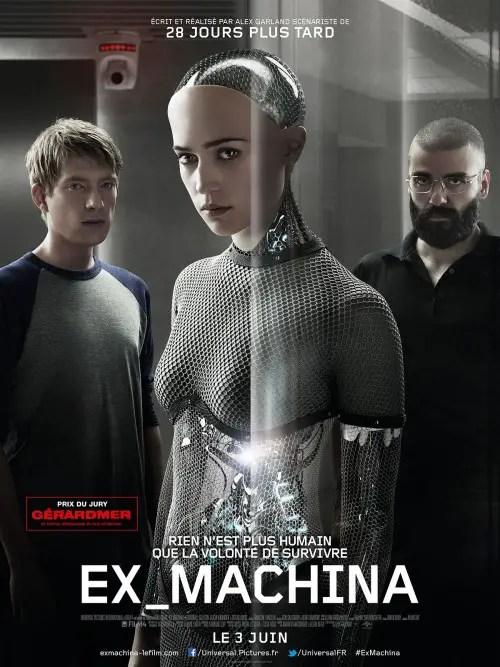 3 juin 2015 - Ex Machina