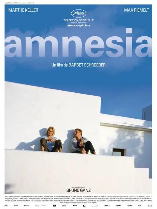 19 août 2015 - Amnesia