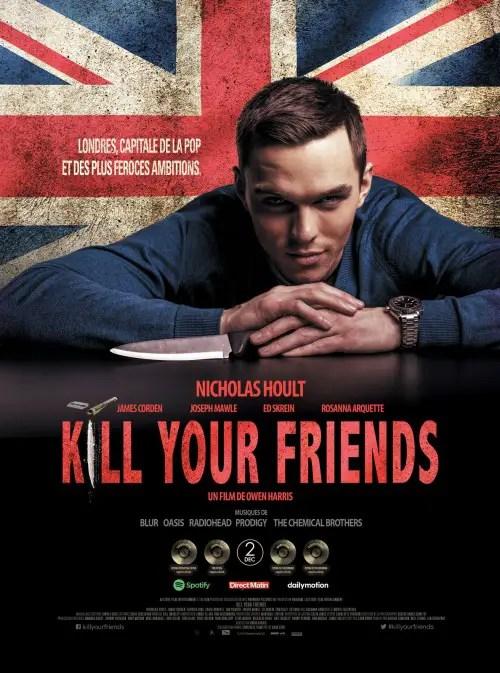 2 décembre 2015 - Kill your friends