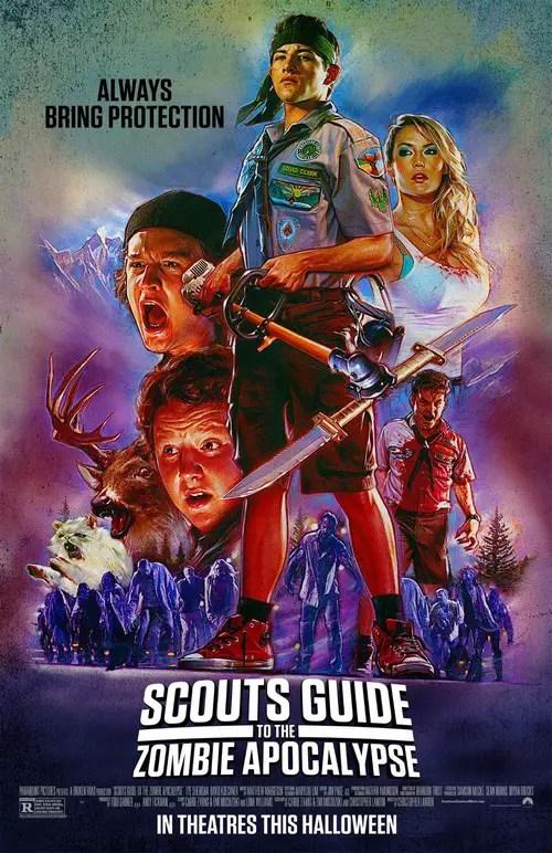 9 décembre 2015 - Scout's guide to the zombie apocalypse (Copier)