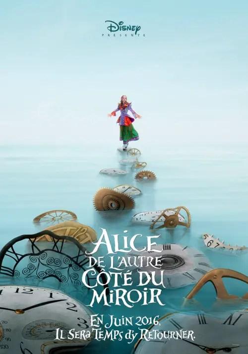 Alice de l'autre coté du miroir (2)