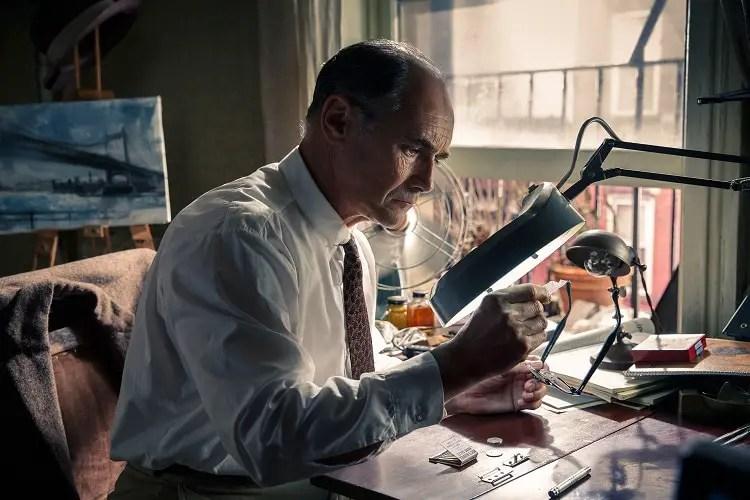 le Pont des Espions de Steven Spielberg - Mark Rylance