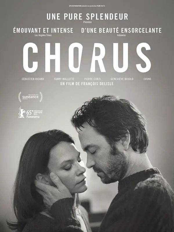 chorus affiche
