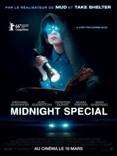 16 mars 2016 - Midnight Special