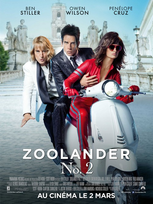 2 mars 2016 - Zoolander 2