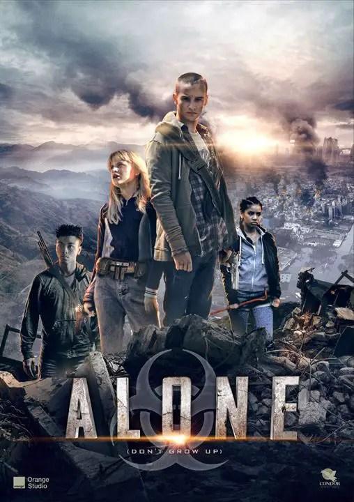 Affiche du film ALONE